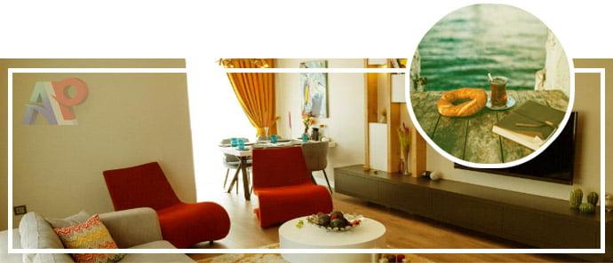 خرید خانه و آپارتمان در ترکیه
