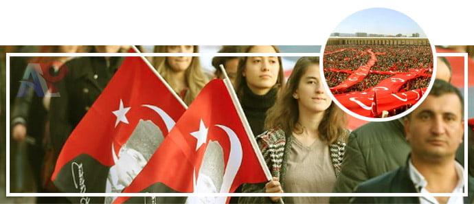 هزینه اخذ شهروندی کشور ترکیه