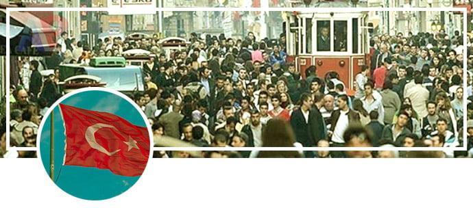 مراحل اخذ شهروندی کشور ترکیه