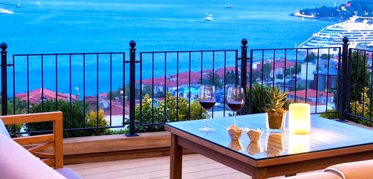 بررسی صنعت هتلداری ترکیه