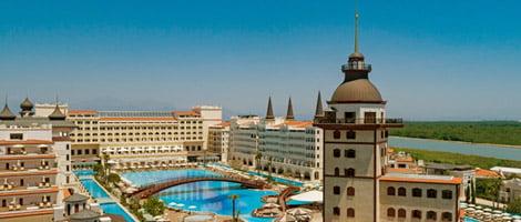 آشنایی با صنعت هتل داری در ترکیه