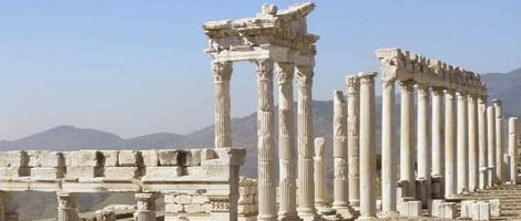 جاذبه های توریستی و دیدنی در ترکیه