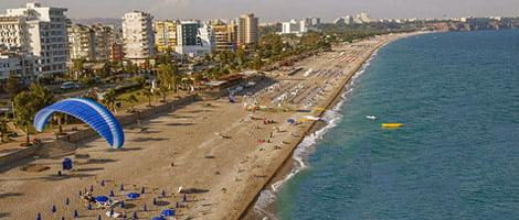 بهترین شهر های گردشگری در ترکیه