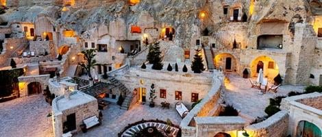 آشنایی با مکان های توریستی و جا های گردشگری در ترکیه