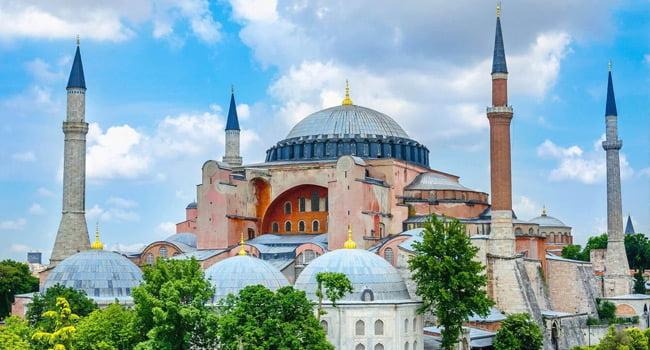 جا های توریستی در استانبول