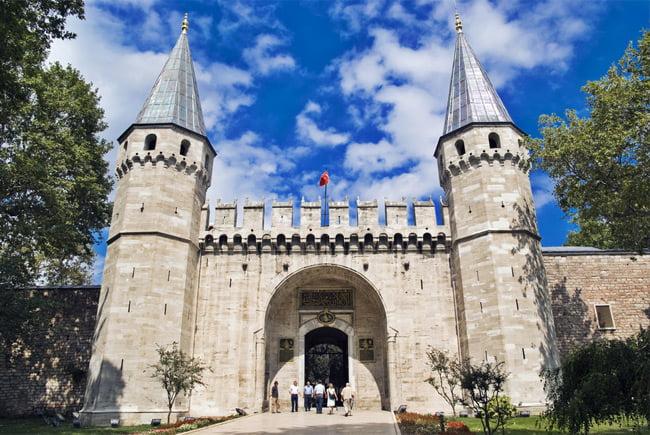 مکان های توریستی در استانبول