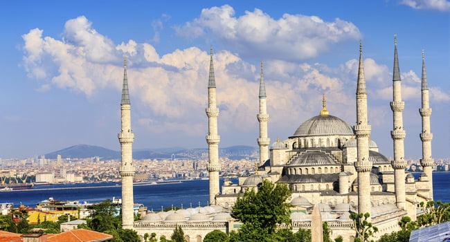 جا های گردشگری در استانبول