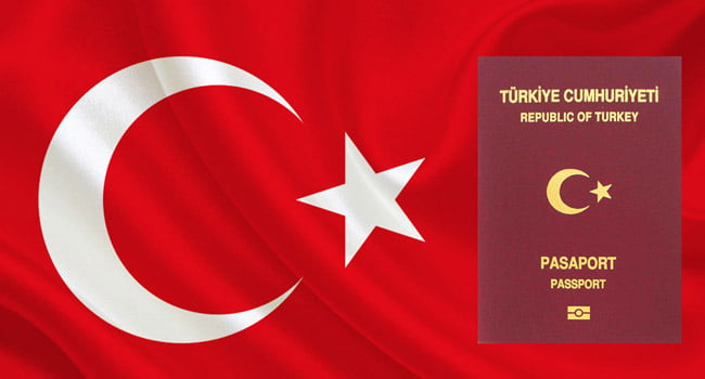 مزایای و انواع پاسپورت ترکیه
