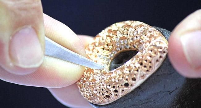 صنعت جواهرات و طلاسازی در ترکیه