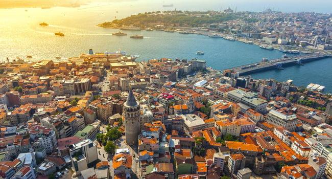 از بهترین سرمایه گذاری در ترکیه