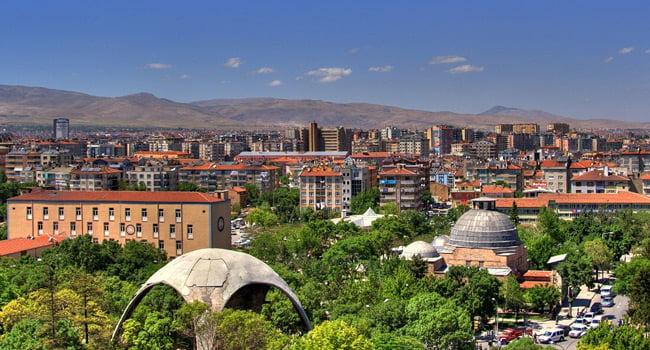 فرصت های سرمایه گذاری در شهر های ترکیه