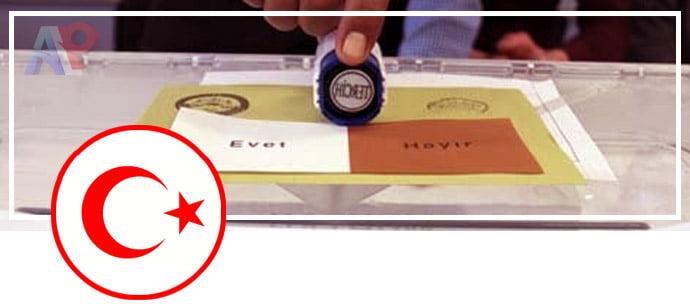 قانون اساسی در کشور ترکیه به چه شکل است