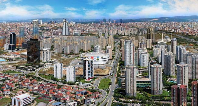 محله زیبا برای زندگی هر چه بهتر در استانبول